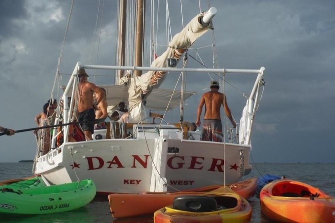 Half-Day Cruise from Key West with Kayaking and Snorkeling
