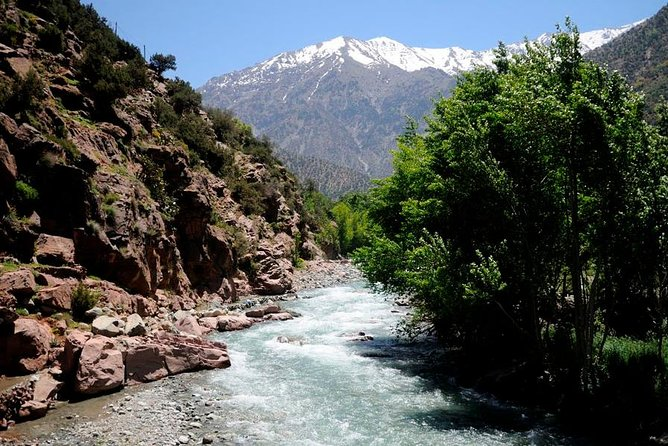 Day trip to the Ourika Valley - Departure from Marrakech