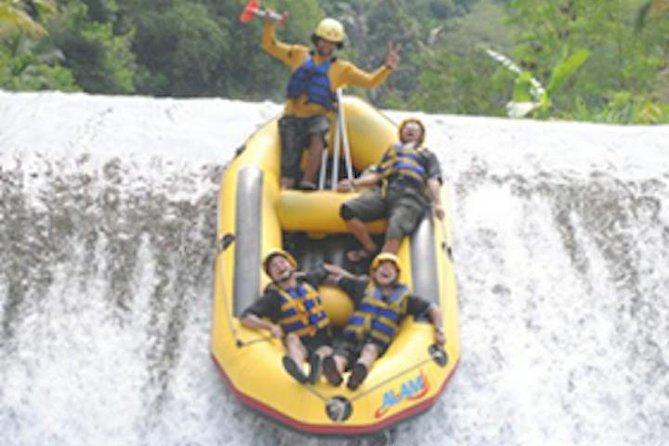 Bali Off-Roading, Rafting, Jungle Swinging & Waterfall Hiking Adventure
