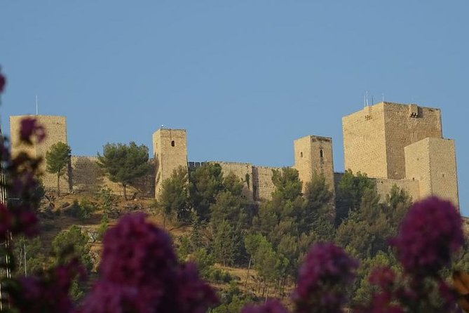 Walk to Jaen's castle & views