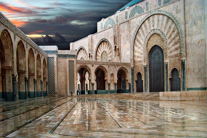 Morocco Imperial Cities & Desert Tour from Casablanca 9 Days 8 Nights