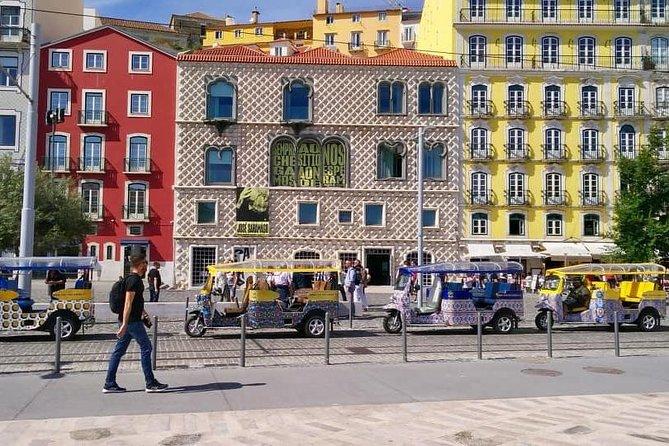 Tuk Tuk Lisboa - Sightseeing Tours