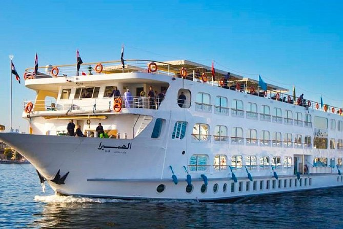 4 days & 3 night cruise from hurghada to luxor and Aswan