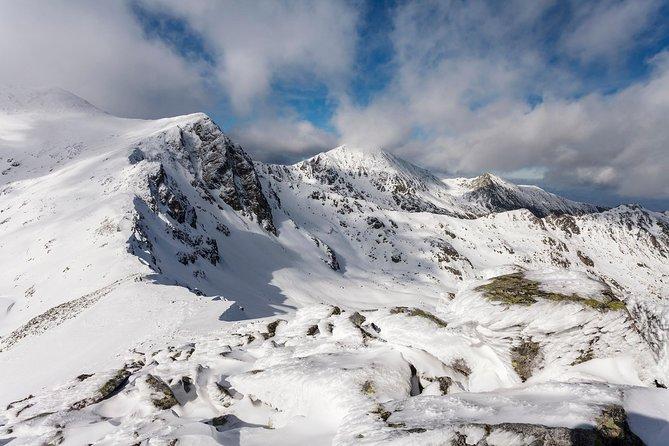 Romanian winter Stories // Ski touring // Carpathian Mountains