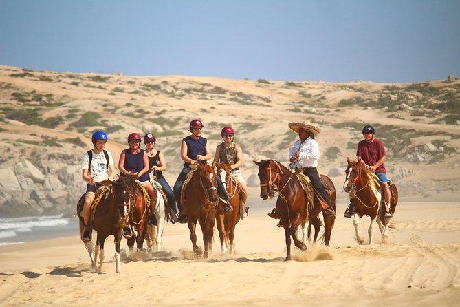 Combo Atv & Horse Back Ride