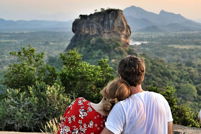 Day Excursions to Pidurangala Rock from Colombo With Lunch