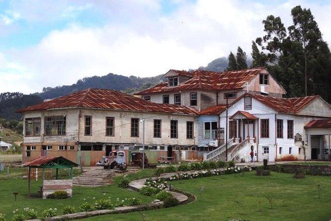 Volcan Irazu - Sanatorio Duran & Cartago Day Trip