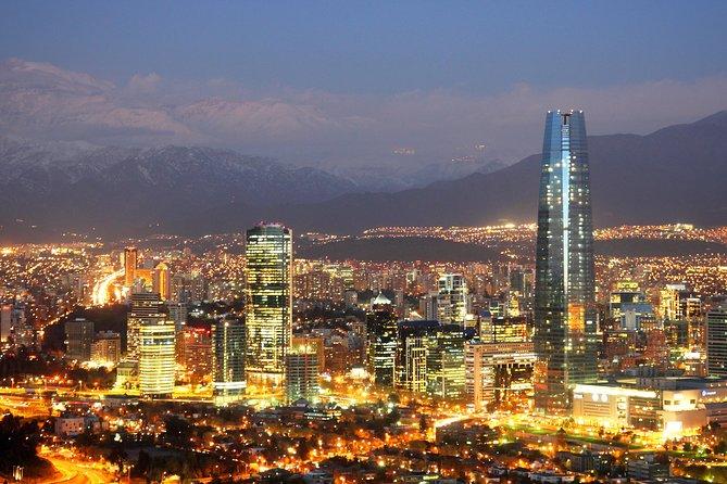 Private Walking City Tour Santiago