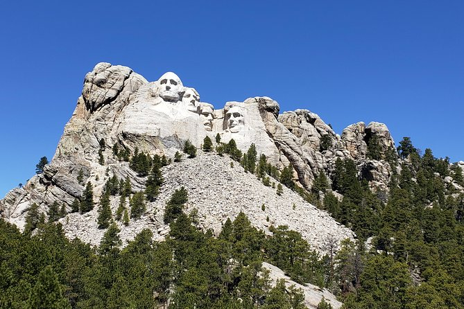 Mount Rushmore, the Shrine of Democracy