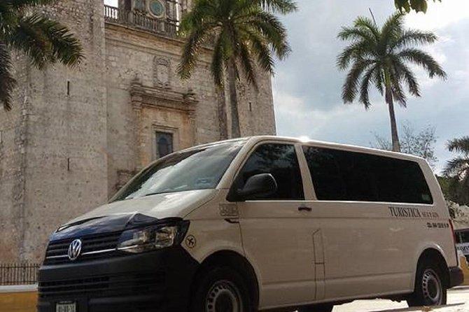 Transfer Puerto Chiquila - Valladolid Yucatan