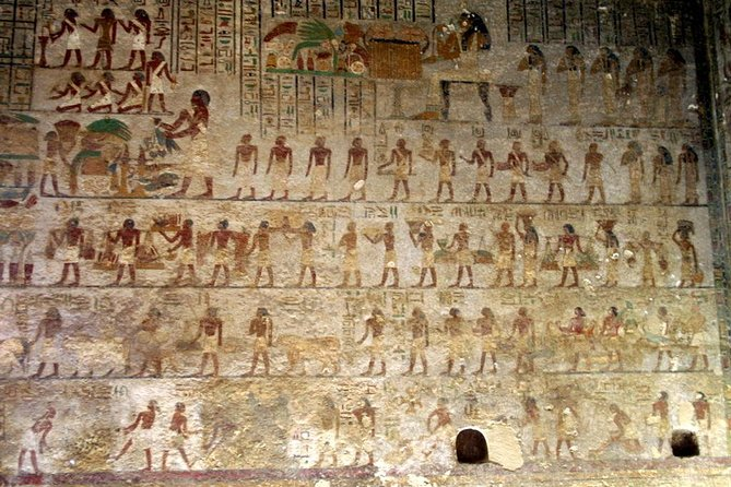 Minya, Tell El Amarna, Beni Hassan Day Tour From Cairo