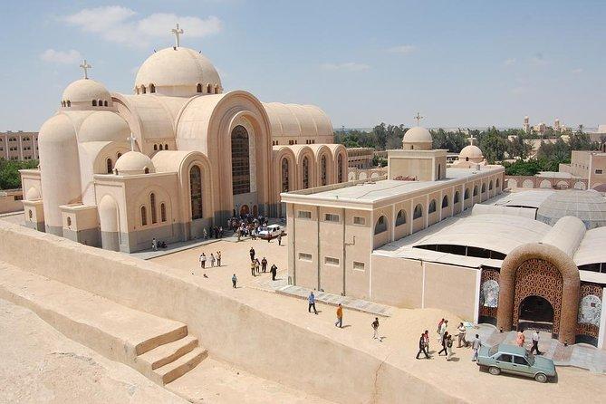 Wadi El Norton Monasteries Day Trip
