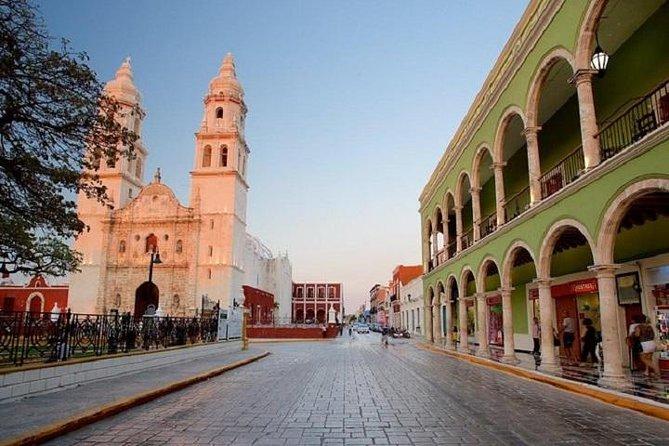 Transfer Puerto de Chiquila - Merida