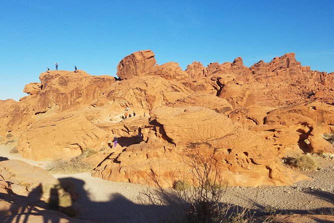 Tour to Valley of Fire, Hoover Dam, Lake Mead Overlook