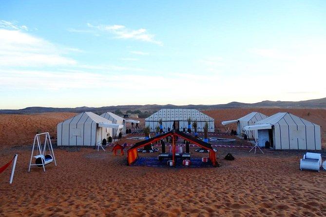 2 Days / 1 Night Excursion to Zagora from Marrakech - Luxury Bivouac