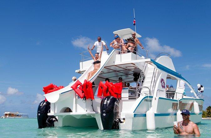 Punta Cana Margaritas Party Boat