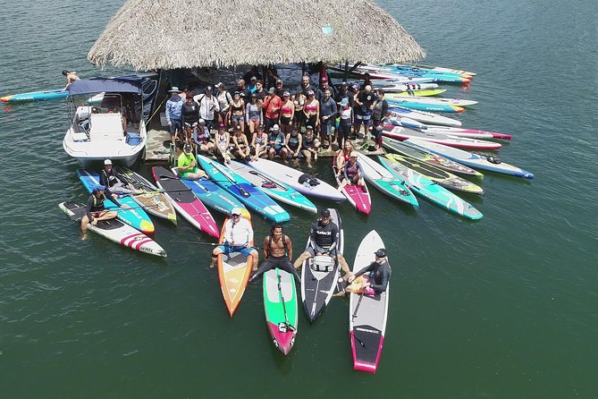 Lake Alajuela Stand-Up Paddleboarding Tour