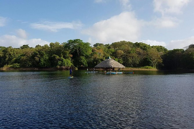 Lake Alajuela Stand-Up Paddleboarding Tour photo 3