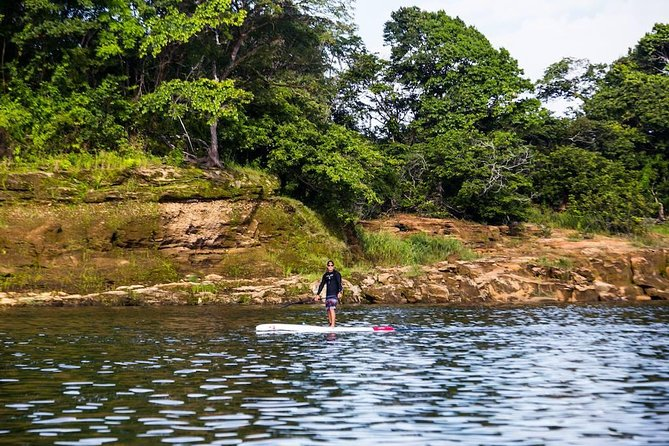 Lake Alajuela Stand-Up Paddleboarding Tour photo 10