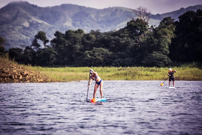 Lake Alajuela Stand-Up Paddleboarding Tour photo 8