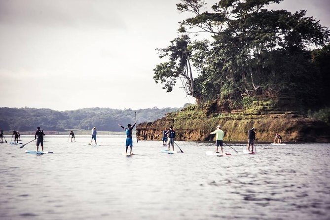 Lake Alajuela Stand-Up Paddleboarding Tour photo 4