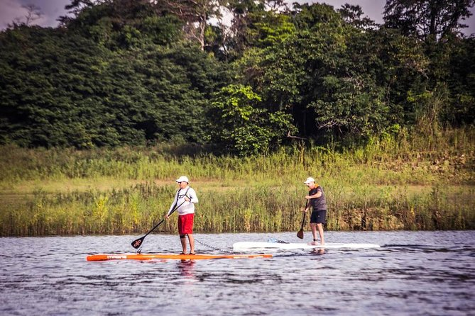 Lake Alajuela Stand-Up Paddleboarding Tour photo 7