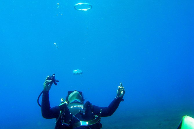 3 DIVES in Amed or Tulamben per person (certified divers only)