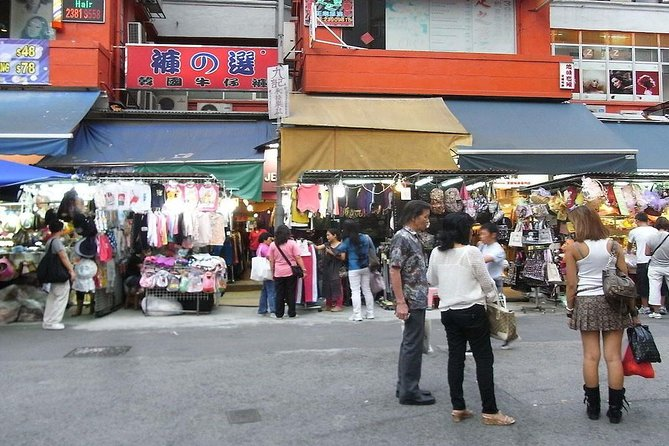 Walking Experience of Hong Kong's Markets photo 3