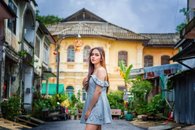 Phuket Best Sightseeing with Photogenic Session
