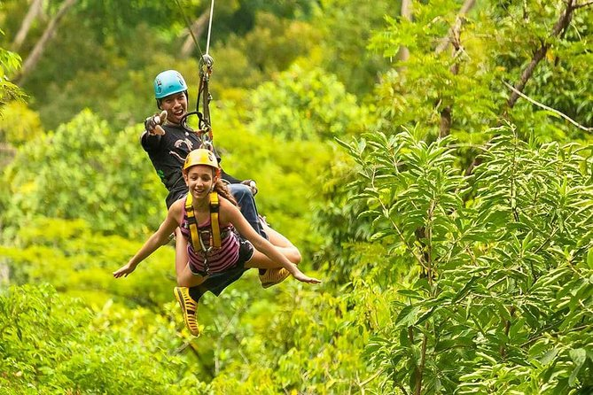 Flying Hanuman Ziplines 28 latforms & Transfer RoundTrips photo 4