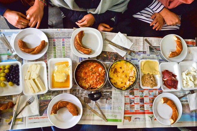 Excursão Gastronômica de Dois Continentes