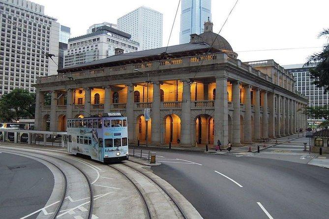 Walking Experience of Hong Kong's Colonial History