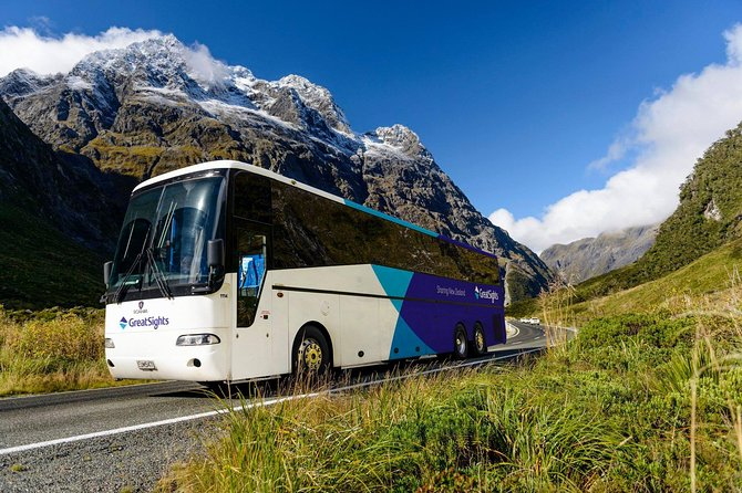 Milford Sound Full-Day Tour from Queenstown to Te Anau photo 6