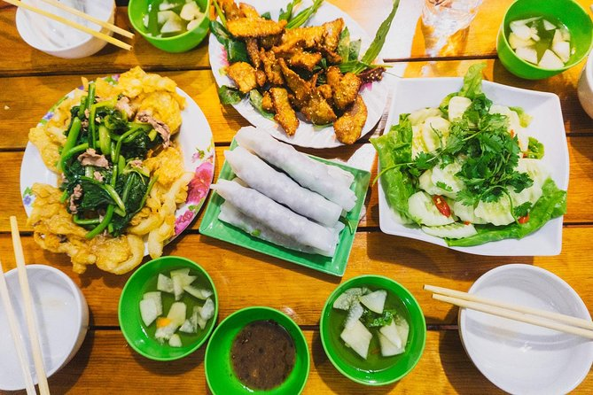 Hanoi Street Food Tour In Lunch Time - 3 Hours