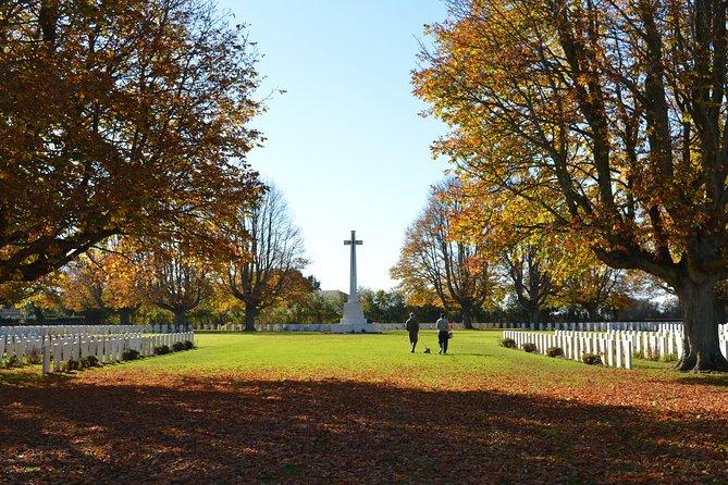 Bayeux War Cemetery and Memorial