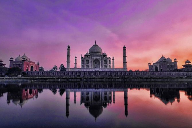 Agra Tour With Taj Mahal, Agra and Fatehpur Sikri