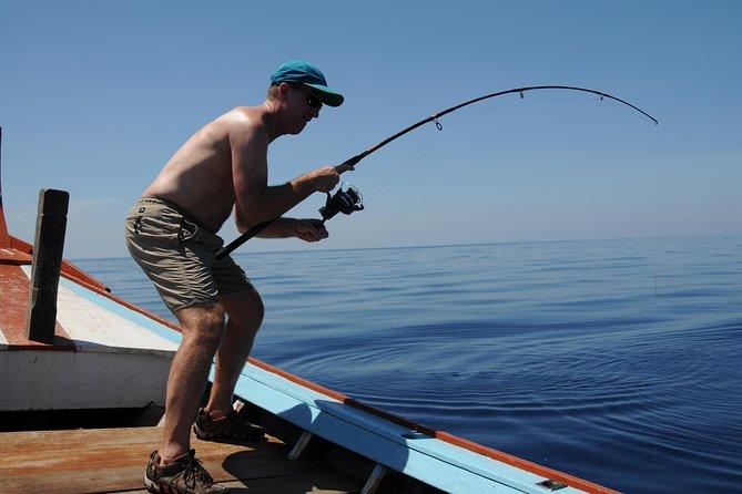 Khao Lak Fishing Day Trip