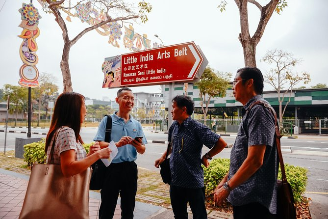 Gems of Little India & Local Tastings Private Tour