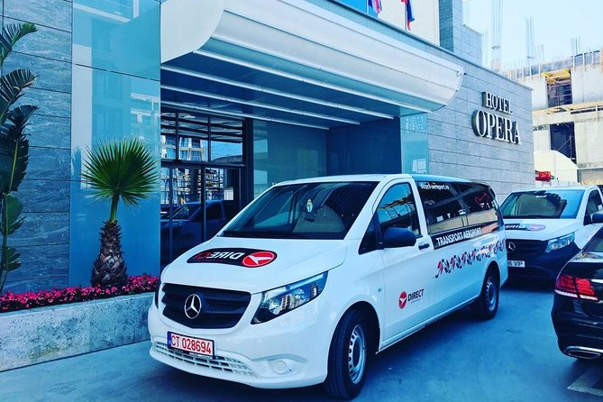 Mamaia to Bucharest Airport - Private Transfer