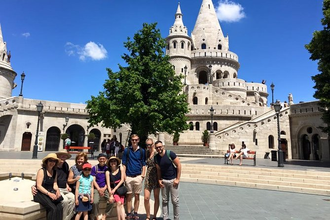 Budapest City Sightseeing Half-Day Tour