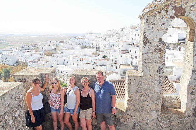 Gibraltar and Vejer Private Day Trip from Málaga