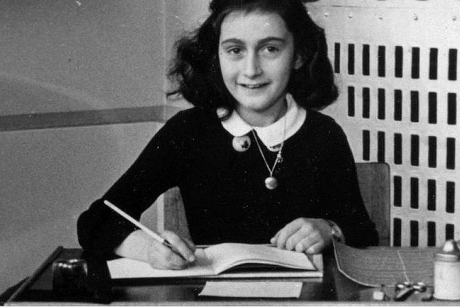 Privat Tour: Anne Frank Walking Tour i Amsterdam