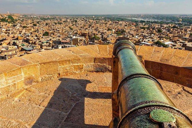Explore Jaisalmer in a Tuk-Tuk - A Guided Tour