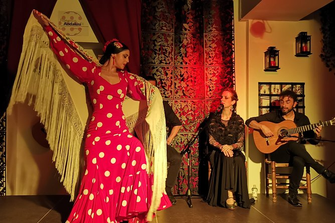 Seville: Flamenco Tour and Live Show