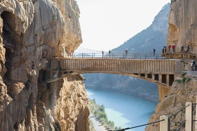 Caminito del Rey: Private Hiking Day Trip from Málaga photo 3