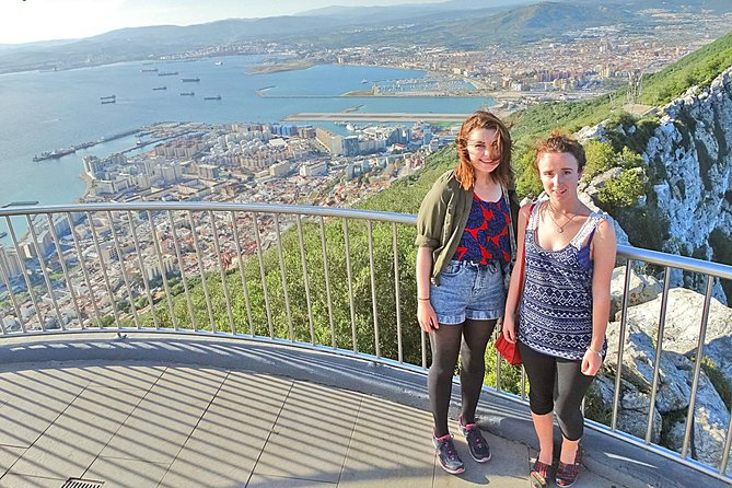 Gibraltar and Vejer Private Day Trip from Jerez