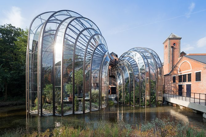 Bombay Sapphire Gin and Winchester Small-Group Day Tour from London