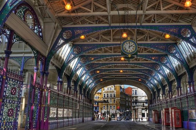 Clerkenwell, Farringdon & Smithfield: A whimsical audio walking tour in London