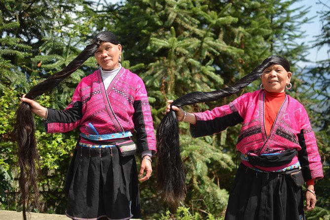 From Guilin/Yangshuo: Longji Rice Terraces and Ethnic Minority Village Day Tour