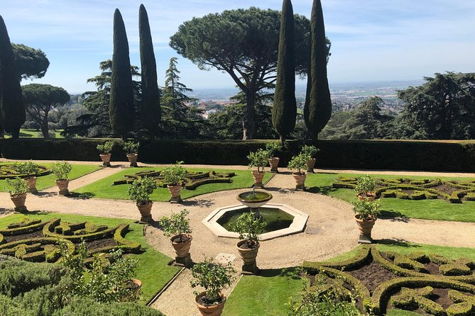 Papal Summer Residence tour with lunch included